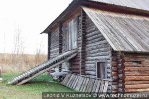 Дом крестьянина-лесопромышленника Липатова в этнографическом музее Костромская слобода