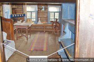 Дом Андриана Серова в этнографическом музее Костромская слобода