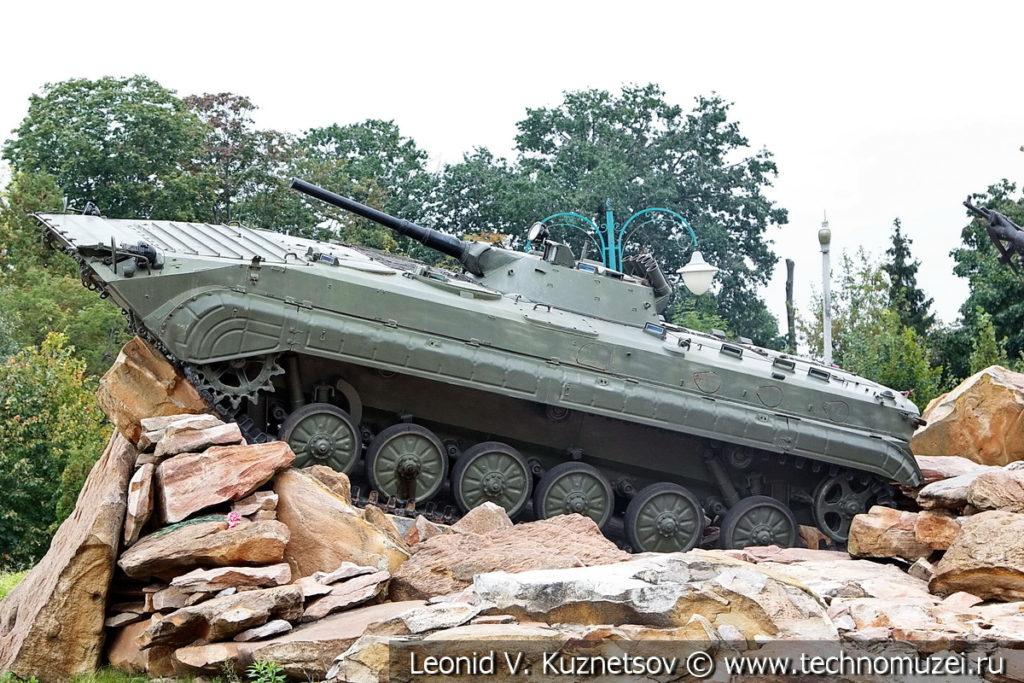БМП-1П Памятник участникам локальных войн и военных конфликтов