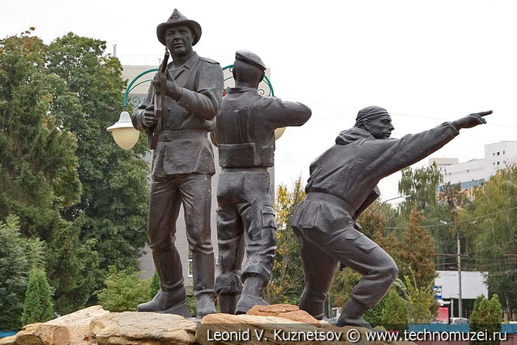 Памятник участникам локальных войн и военных конфликтов