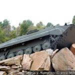 БМП-1П Памятник участникам локальных войн и военных конфликтов в Орле