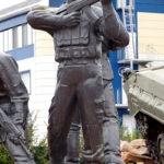 Памятник участникам локальных войн и военных конфликтов в Орле