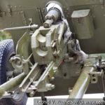 Сквер артиллеристов с пушкой ЗиС-2 в Орле