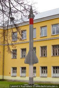 Зенитная ракета В-300 комплекса С-25 Беркут у Ярославского училища ПВО