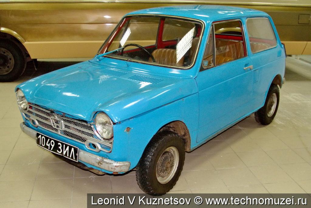Honda N360M в музее ЗиЛ в Сокольниках