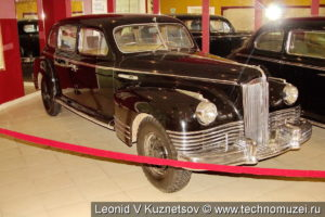 ЗиС-110П в музее ЗиЛ в Сокольниках