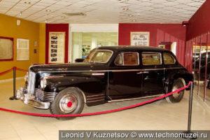 ЗиС-115 в музее ЗиЛ в Сокольниках