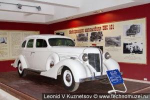 ЗиС-101А в музее ЗиЛ в Сокольниках