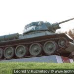 Танк Т-34-76 1942 года в музее танка Т-34