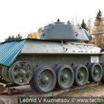 Войсковой ремонт Т-34-76 в музее танка Т-34