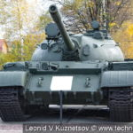 Танк Т-54Б в музее танка Т-34