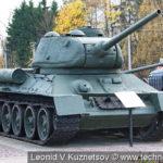 Т-34-85 в музее танка Т-34