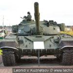 Танк Т-72 в музее танка Т-34