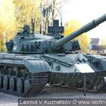 Танк Т-64АК в музее танка Т-34