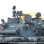 Танк Т-55 в музее танка Т-34