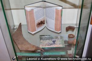 Танк Лебеденко в музее танка Т-34