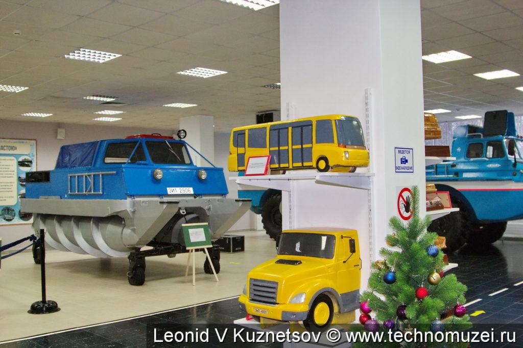 Музей ЗиЛ в Сокольниках