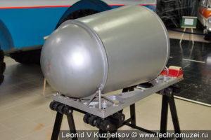 Макет транспортера ЗиЛ-135Ш в музее ЗиЛ в Сокольниках