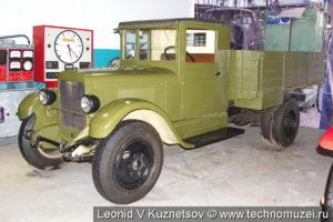 ЗиС-5 в музее ЗиЛ в Сокольниках