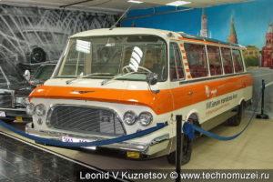 ЗиЛ-118 Юность в музее ЗиЛ в Сокольниках