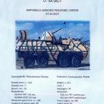 Модификация OT-64 SKOT на выставке сирийских трофеев в парке Патриот