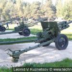 Пушка ЗиС-3 (52-П-354У) в Ленино-Снегиревском военно-историческом музее