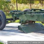 Гаубица Б-4 (52-Г-625) в Ленино-Снегиревском военно-историческом музее