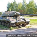 Танк ИС-3 в Ленино-Снегиревском военно-историческом музее