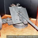 Фрагменты немецкой 37-мм противотанковой пушки образца 1940 года в Ленино-Снегиревском военно-историческом музее