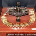 Немецкая машинка для заправки пулемётных лент в Ленино-Снегиревском военно-историческом музее