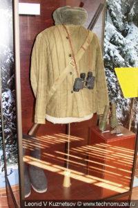 Зал партизанского движения в Ленино-Снегиревском военно-историческом музее