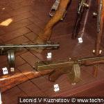 Стрелковое оружие Красной Армии в Ленино-Снегиревском военно-историческом музее