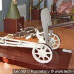 Крупнокалиберный пулемёт ДШК в Ленино-Снегиревском военно-историческом музее