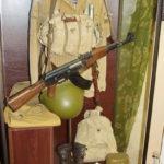 Зал военной операции в Афганистане в Ленино-Снегиревском военно-историческом музее