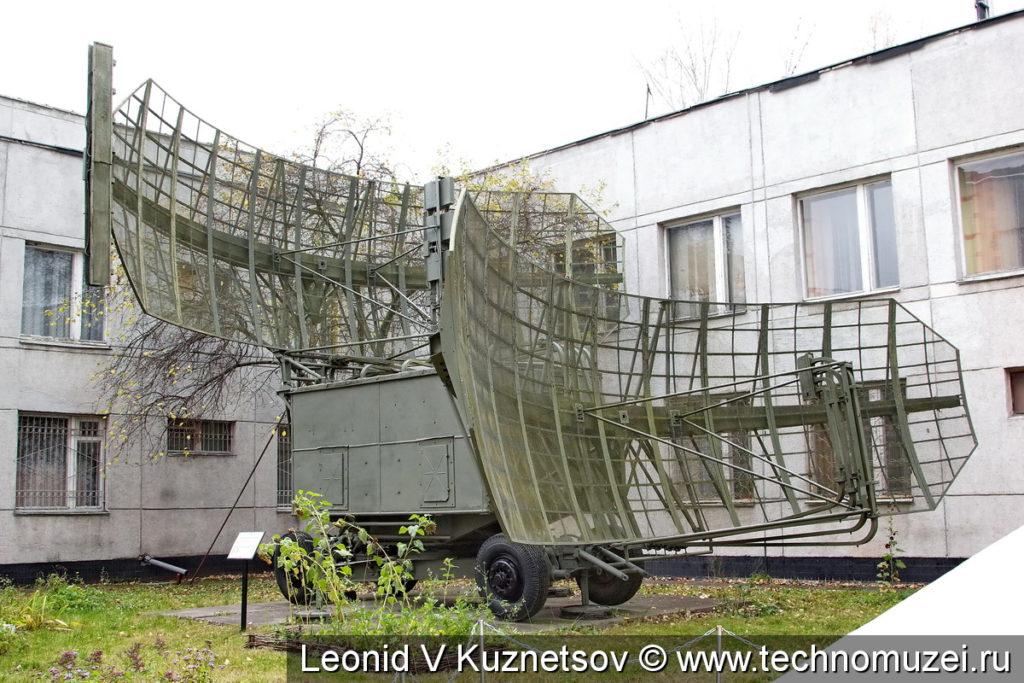 """Радиолокационная станция П-35 1РЛ110 """"Сатурн"""" в музее войск ПВО в Балашихе"""