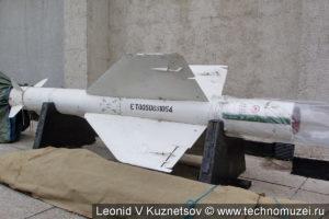 Зенитные ракеты в музее войск ПВО в Балашихе