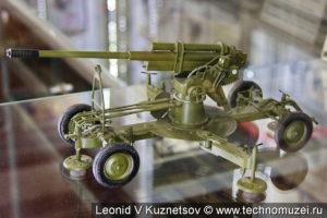 Модель 85-мм зенитной пушки в музее войск ПВО в Балашихе