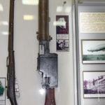 7,92-мм пулемет MG 08/15 системы Максима образца 1908 года в музее войск ПВО в Балашихе