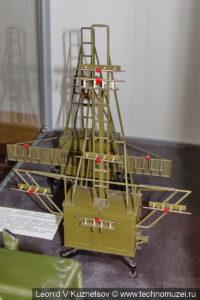 Макет станции орудийной наводки СОН-2а в музее войск ПВО в Балашихе
