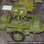 Макет ПУАЗО-4 в музее войск ПВО в Балашихе