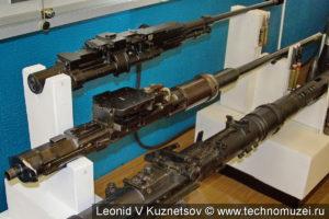 Авиационная пушка Н-37Д в музее войск ПВО в Балашихе
