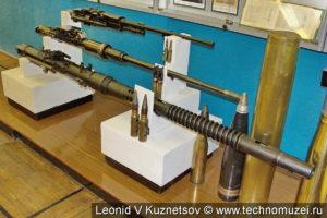 Авиационная пушка НР-23 в музее войск ПВО в Балашихе