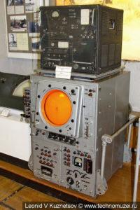 Аппаратура кабин управления ЗРК в музее войск ПВО в Балашихе