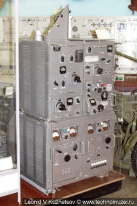 Радиостанция Р-118 в музее войск ПВО в Балашихе