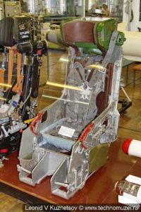 Катапультное кресло КС-3 в музее войск ПВО в Балашихе