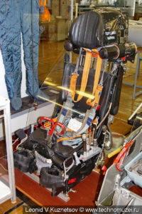 Катапультное кресло К-36ДМ второй серии в музее войск ПВО в Балашихе