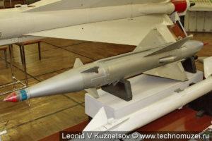 Ракета малой дальности Р-2УС (К-5) в музее войск ПВО в Балашихе