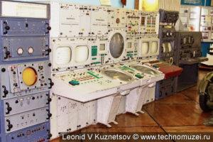 Рабочие места пункта боевого управления комплекса С-300ПТ в музее войск ПВО в Балашихе