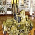 14,5-мм зенитная установка ЗУ-23-2 в музее войск ПВО в Балашихе