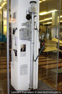ПЗРК Игла (9К38) в музее войск ПВО в Балашихе